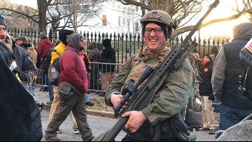 Thousands rally for gun rights in Richmond
