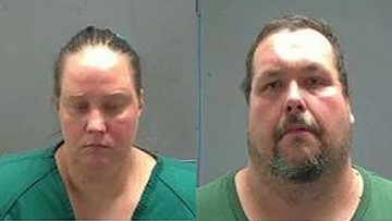Louisiana couple plead guilty to keeping autistic woman in cage, beating her