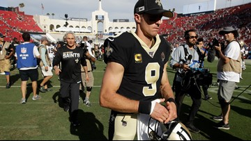Reports: Former Westlake, Saints QB Drew Brees to have thumb surgery, out for 6 weeks