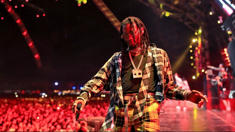 Power outage leaves Offset's first court appearance in the dark