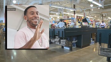 After Ludacris bought her groceries, woman 'pays him back' by raising money for his foundation