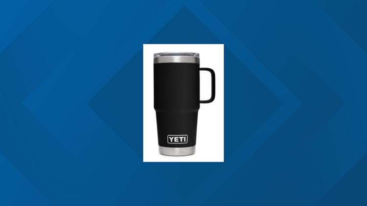 Yeti recalls Rambler travel mugs with Stronghold lid due to burn hazards