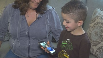 Officer brings 5-year-old boy McDonald's after 911 call
