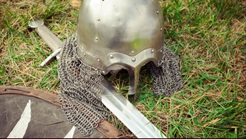 Man requests 'trial by combat' with swords to settle dispute with ex-wife